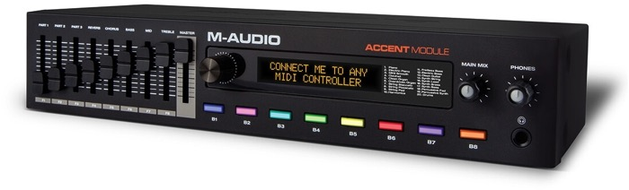 M Audio Accent Module